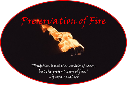 Preservation of Fire